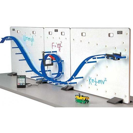"""Экспериментальная установка """"Сохранение энергии"""""""