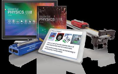 Кабинет Физики с беспроводными цифровыми датчиками PASCO