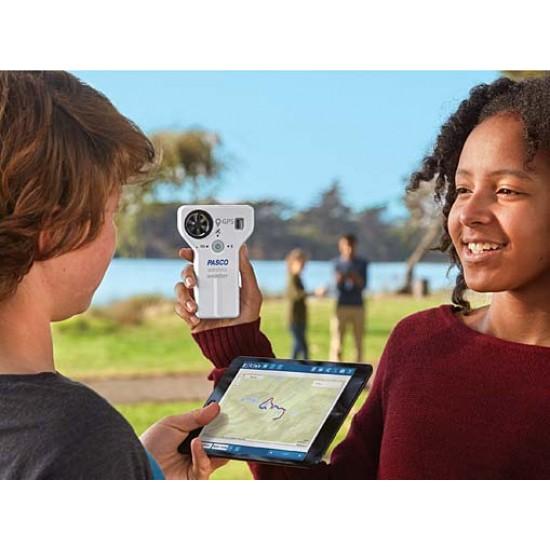 Беспроводной цифровой датчик погоды с GPS
