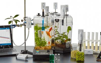 Кабинет биологии PASCO