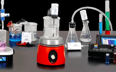 Кабинет химии лабораторные работы PASCO